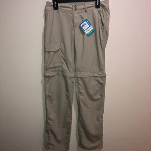 Columbia Omni Shade Palm Peak Convertible Pant